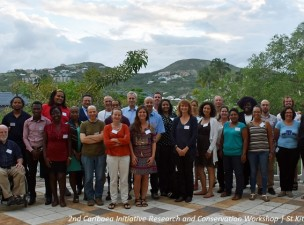 group picture, workshop, RCW, animal biodiversity