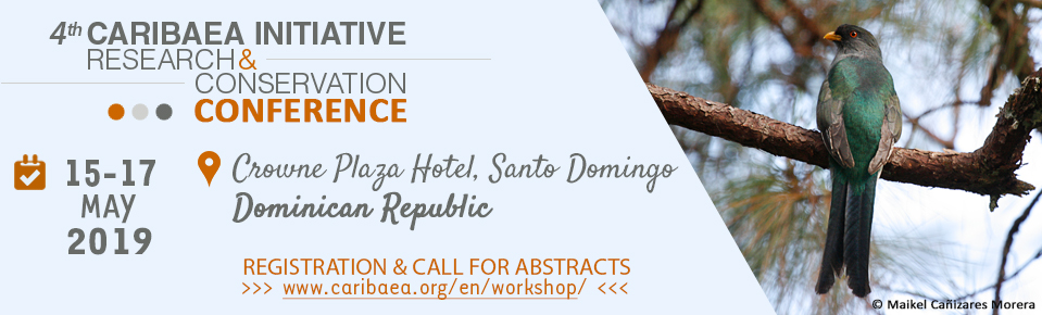 4th Caribaea Initiative Research & Conservation Conference